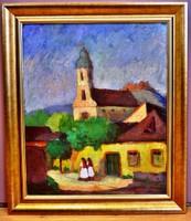 Nyilasy Sándor (1873-1934) festmény - AKCIÓ !!!