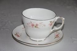 Angol Duchess Glen teás csésze alátéttel
