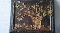 Kép- 3D-s pénzfa