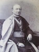 SZENT ISTVÁN REND PÜSPÖK EGYHÁZI MÉLTÓSÁG NAGY FOTÓ WINTER WIEN 1882