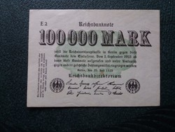 100000 márka 1923/1.