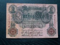 50 márka 1910.