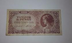 Tizezer B.- Pengő 1946-os szép állapotban!