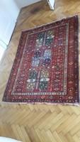 Perzsa kézi  csomózású szőnyeg 167 x 125 cm
