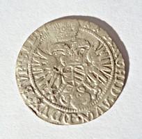 1708-Austria 3 kreuzer