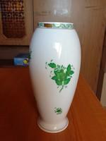 Herendi Apponyi mintás porcelán váza