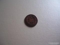 5/10 KREUZER FRANT. JOS. I. 1860 V