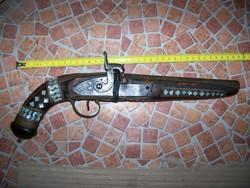 Elöltöltős pisztoly