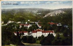 Parádfürdő látképe, 1931. augusztus 13.