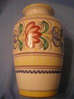 Habán jelzett váza,formaszám,körpecsét  U12