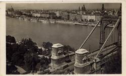 Budapest. Kilátás a Szent Gellért hegyről