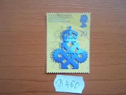 ANGOL ANGLIA 20 P 1990 Technológiai  B460