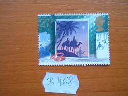 ANGOL ANGLIA 27 P 1988 KARÁCSONY B468