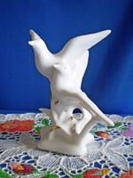 Porcelán galambok, galambpár, madár