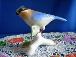 Jelzett Kolozsvári porcelán madár