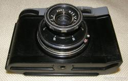SMENA 8 fényképezőgép bőr tokjában