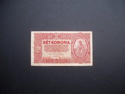 Csillagos 2 korona 1920