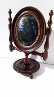 Antik Biedermeier asztali tükör