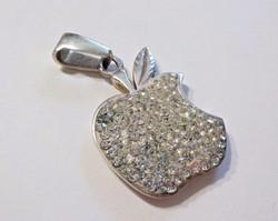 Ezüst alma, iPhone medál