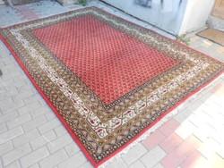 Perzsa gyapjú szőnyeg.Kézi csomózású.300x200cm.