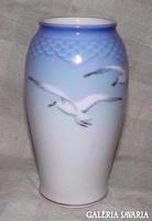 Rég Copenhagen Bing & Grondahl porcelán váza