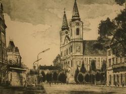 Blahos Rudolf (1914 – 1986) : Zalaegerszeg