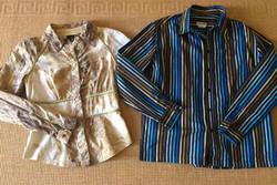 Just Cavalli és Sonia Rykiel vintage ingek XS-S