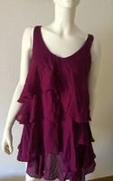 Vintage 100% selyem ruha Jucca 40-es