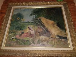 Újváry Ignác (életkép)