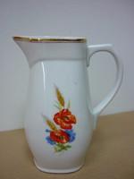 Zsolnay porcelán kancsó